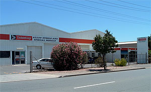 Interlloy Adelaide Office